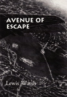 Avenue of Escape. Lewis Warsh